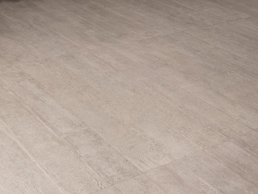 Indoor/outdoor porcelain stoneware wall/floor tiles RE-USE FANGO SAND by Provenza by Emilgroup