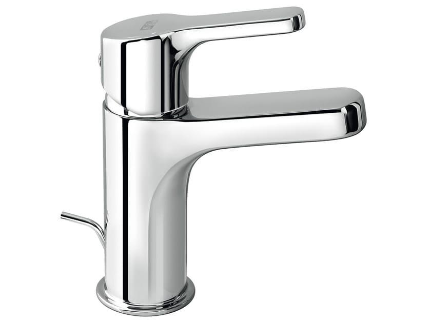 Miscelatore per lavabo da piano monocomando READY 43 - 4311101 by Fir Italia