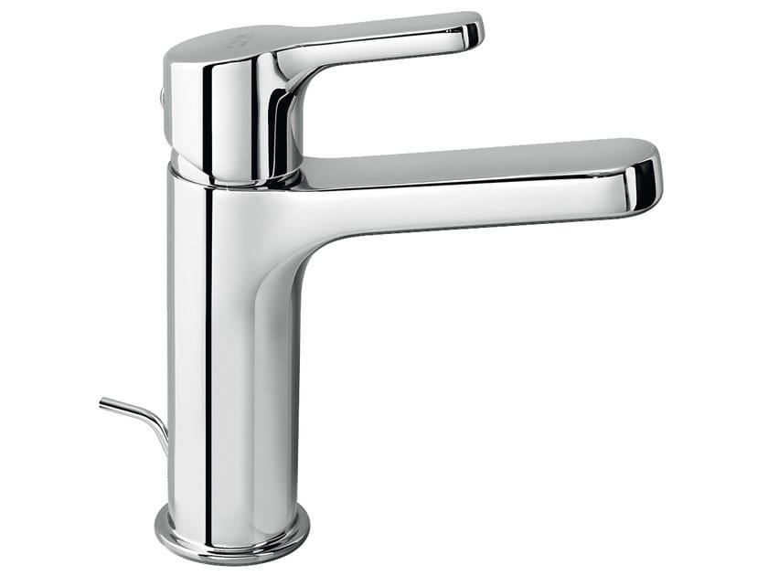 Countertop single handle washbasin mixer READY 43 - 4311201 by Fir Italia