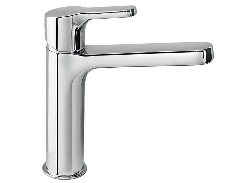 Countertop single handle washbasin mixer READY 43 - 4311300 by Fir Italia
