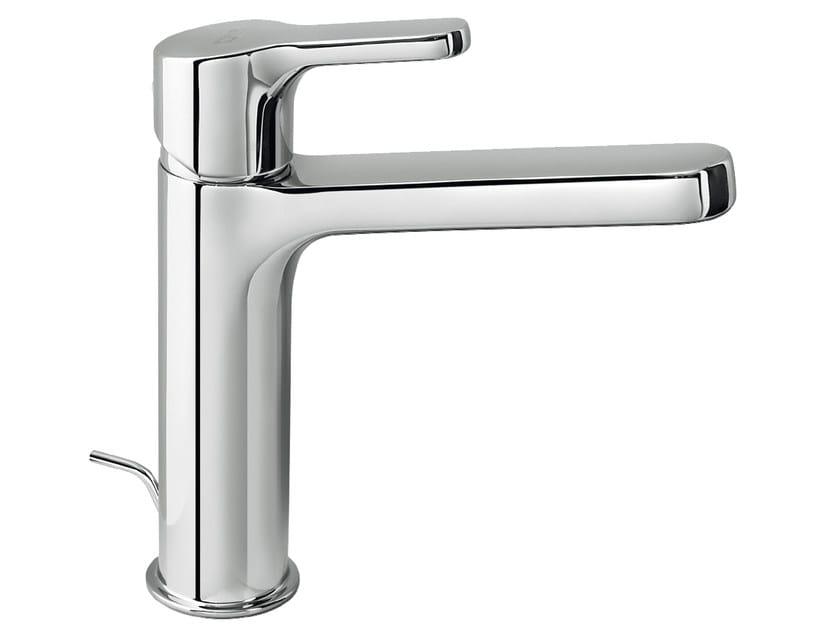 Countertop single handle washbasin mixer READY 43 - 4311301 by Fir Italia
