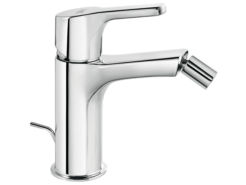 Countertop single handle bidet mixer READY 43 - 4321011 by Fir Italia