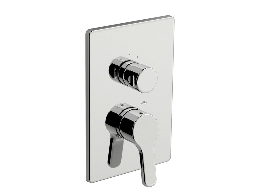 Shower mixer with diverter READY 43 - 4350178 by Fir Italia