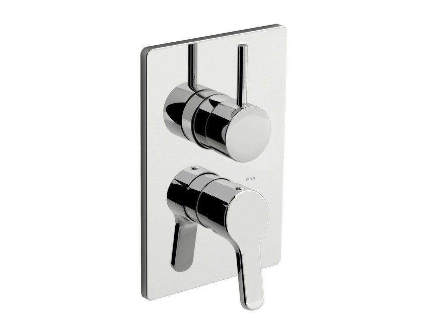 Shower mixer with diverter READY 43 - 4350188 by Fir Italia