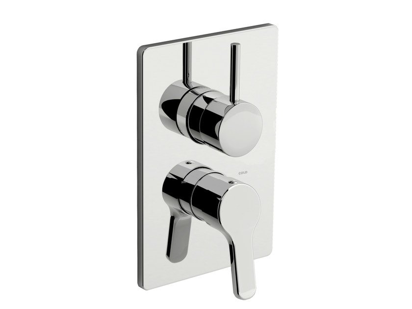 Shower mixer with diverter READY 43 - 4350198 by Fir Italia