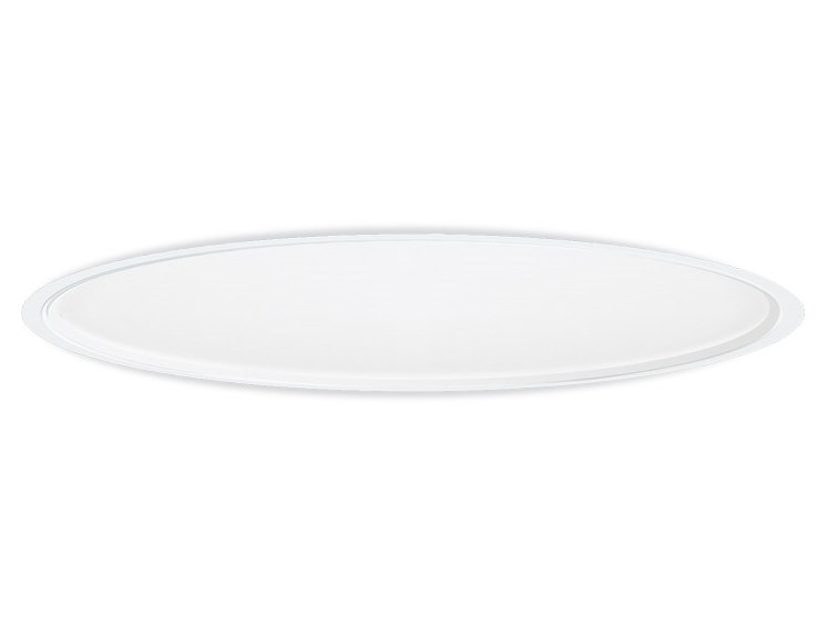 Recessed methacrylate ceiling lamp ISOLA | Recessed ceiling lamp by iGuzzini