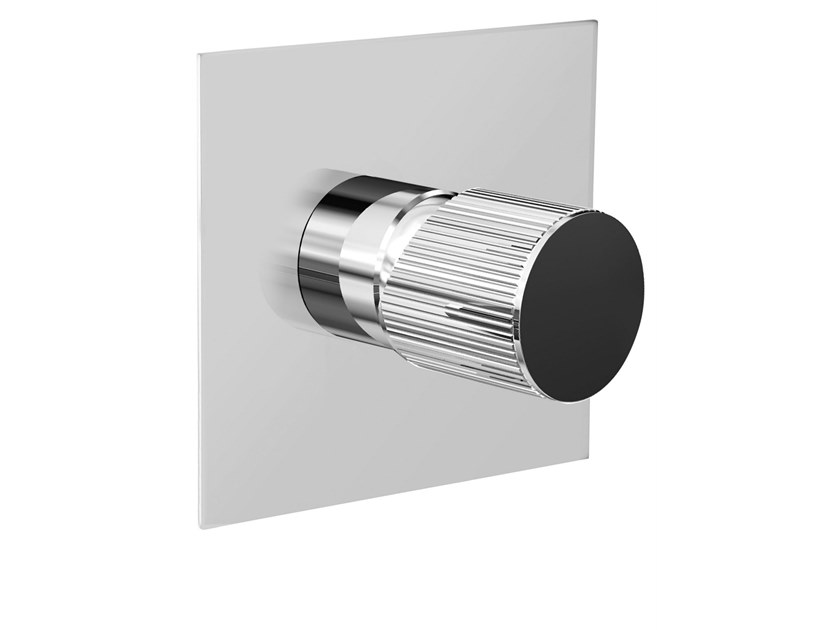 Recessed single handle shower mixer FUSION MONO | Recessed shower mixer by BIANCHI RUBINETTERIE