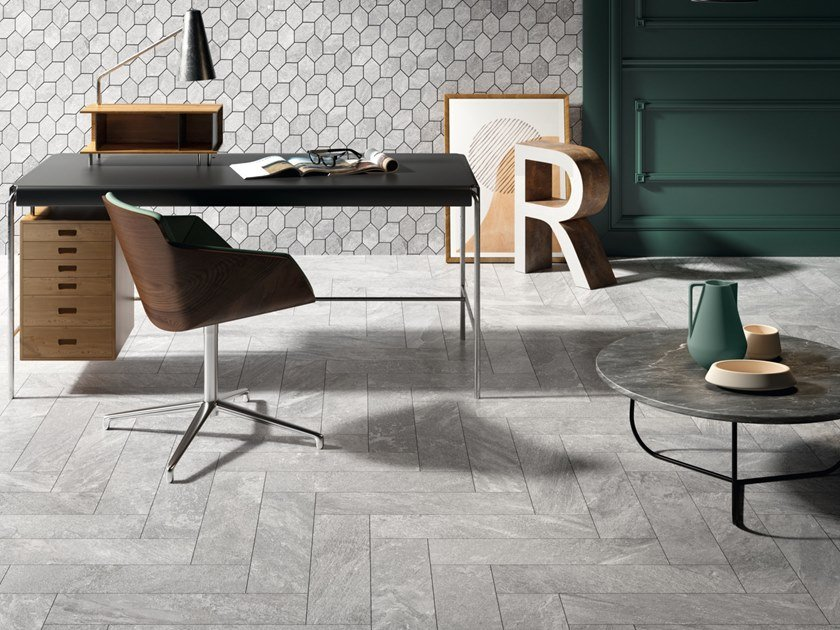 Porcelain stoneware wall tiles / flooring RECODE | Indoor wall/floor tiles by Pastorelli
