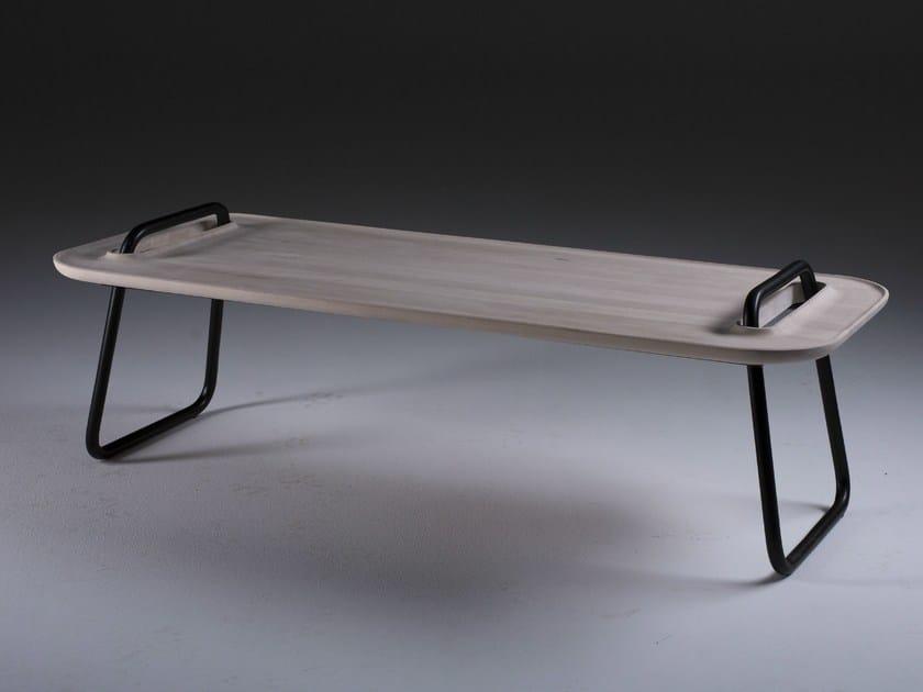 Rectangular coffee table KAHAWA | Rectangular coffee table by Artisan
