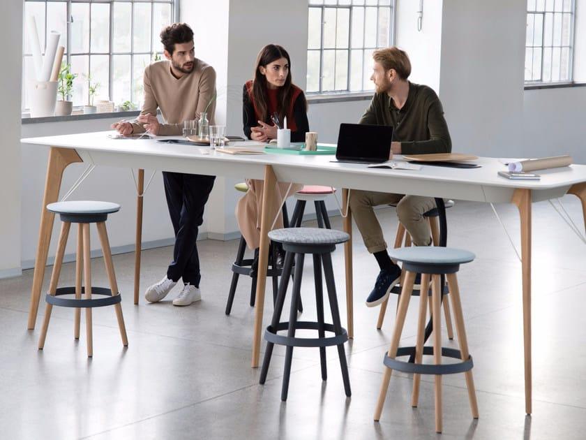timba table rechteckiger besprechungstisch kollektion timba by bene. Black Bedroom Furniture Sets. Home Design Ideas