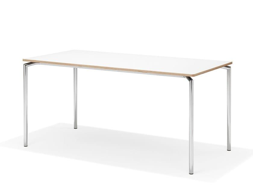 Rectangular meeting table POLO | Rectangular meeting table by Casala