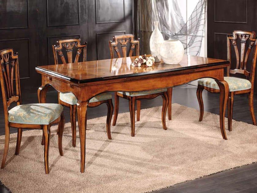 Extending oak table GABRIEL   Rectangular table by Arvestyle