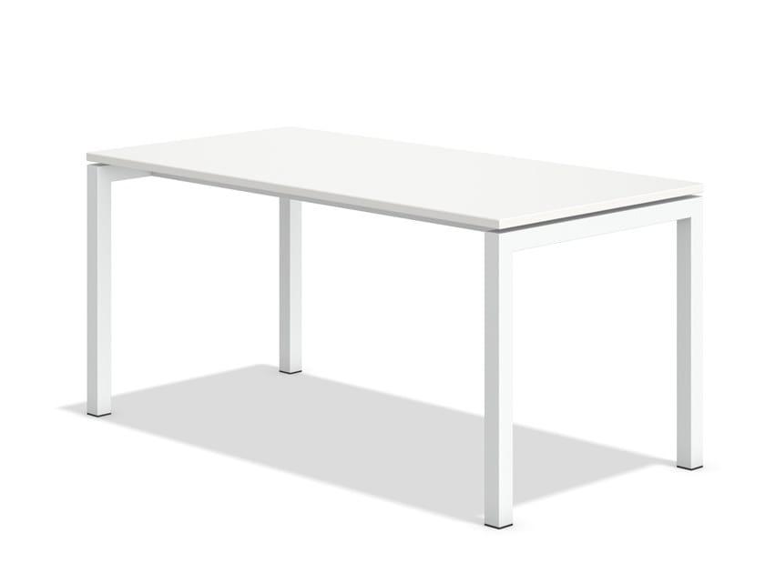 Rectangular table BOXTER | Rectangular table by Casala