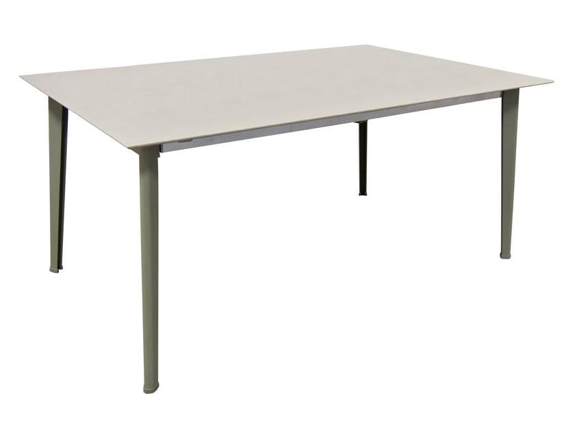 Tavolo da giardino rettangolare KIRA | Tavolo rettangolare by emu