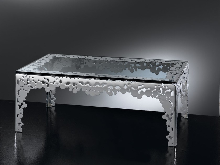 Rectangular living room table BUBBLES | Rectangular table by IDL EXPORT