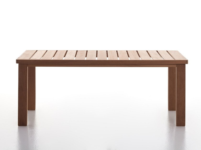 Tavoli Da Giardino In.Tavolo Da Giardino In Iroko Capri T07 Very Wood
