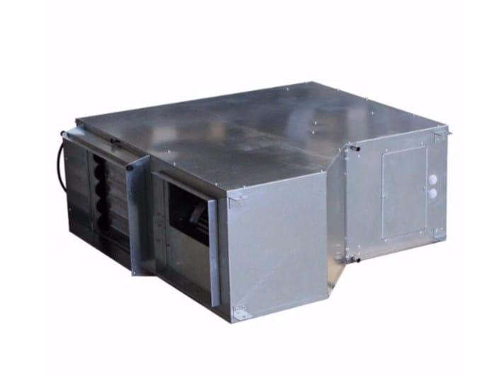 Heat recovery unit RECUPERATORE 770 - 1070 - 2070 by Idrosistemi srl