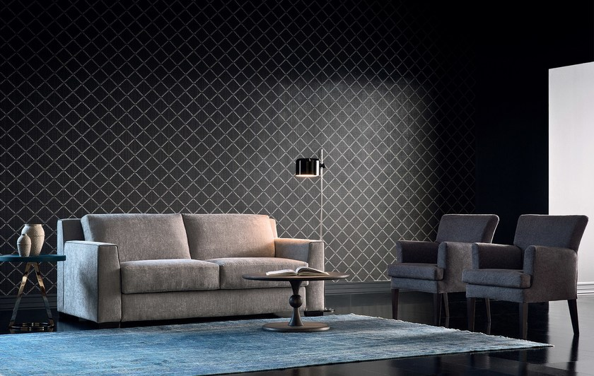 Contemporary style convertible sofa bed REGAL by Bodema