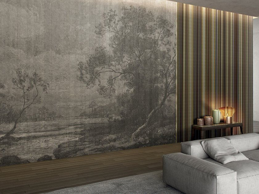 Landscape wallpaper REGAL by GLAMORA