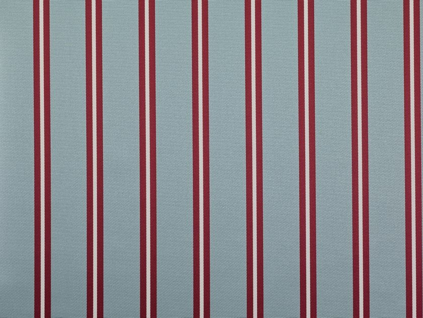 Striped fire retardant Trevira® CS fabric REGIMEN by Dedar
