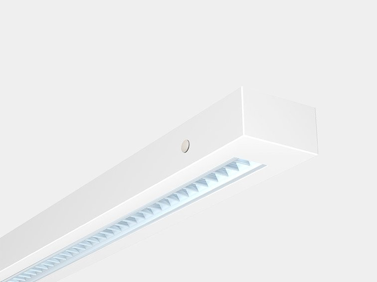 LED steel ceiling lamp REGIO | Ceiling lamp by ES-SYSTEM