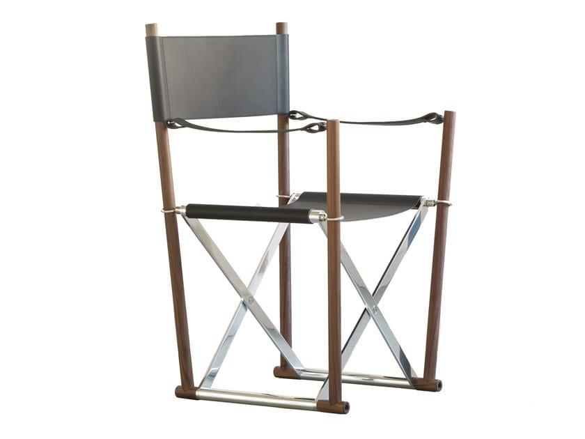 REGISTA | Walnut chair
