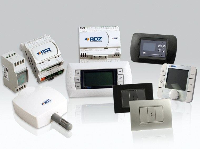 Heat regulation and hygrometric control WI | Heat regulation and hygrometric control by RDZ