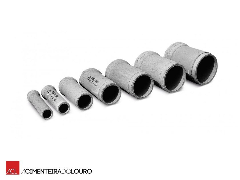 Sewer pipe and component REGULAR PIPES by ACL