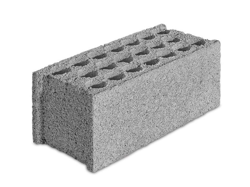 Concrete building block REINFORCED BLOCKS by ACL