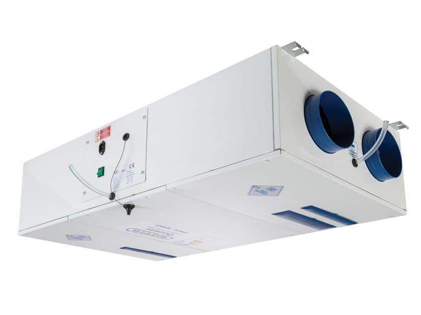 Mechanical forced ventilation system REK280 by WAVIN ITALIA