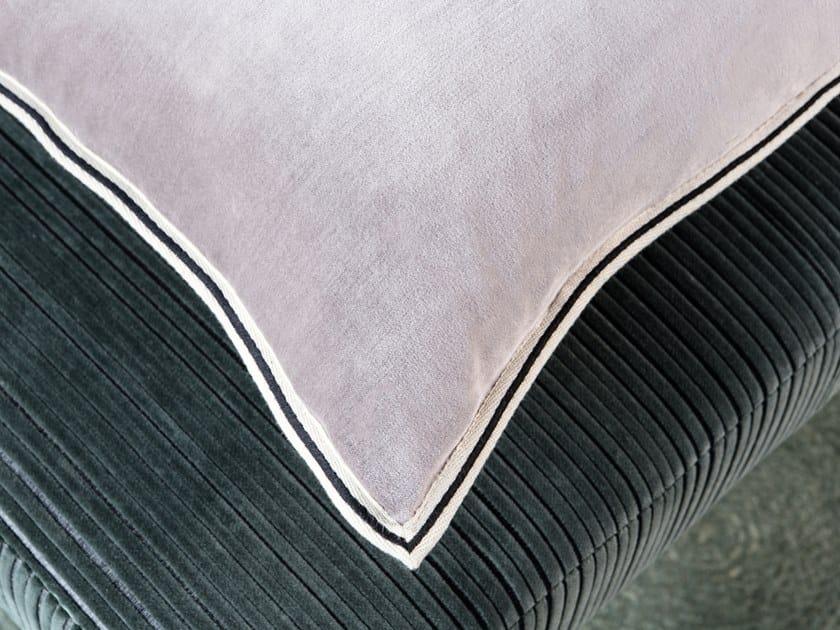 Jacquard velvet fabric RENDEZ-VOUS - BATZ by Élitis