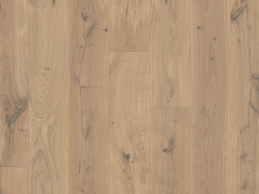 Brushed oak parquet RESIDENCE OAK by Pergo