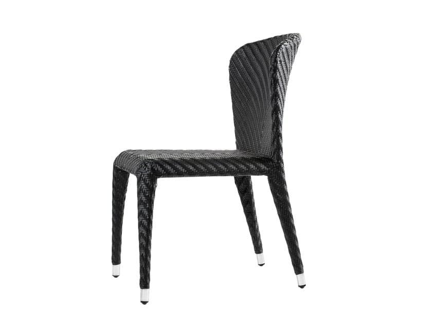 Garden chair BELLA | Restaurant chair by 7OCEANS DESIGNS