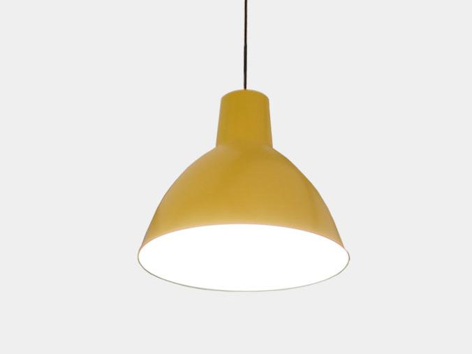 LED aluminium pendant lamp RETRO by ES-SYSTEM