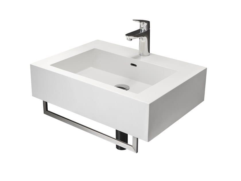 Artificial marble wash bowl RETTANGORO WASHBOWL by sanwacompany