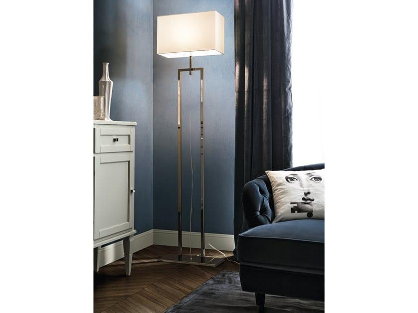 Fabric floor lamp for bathroom REVIVAL | Floor lamp by Cerasa