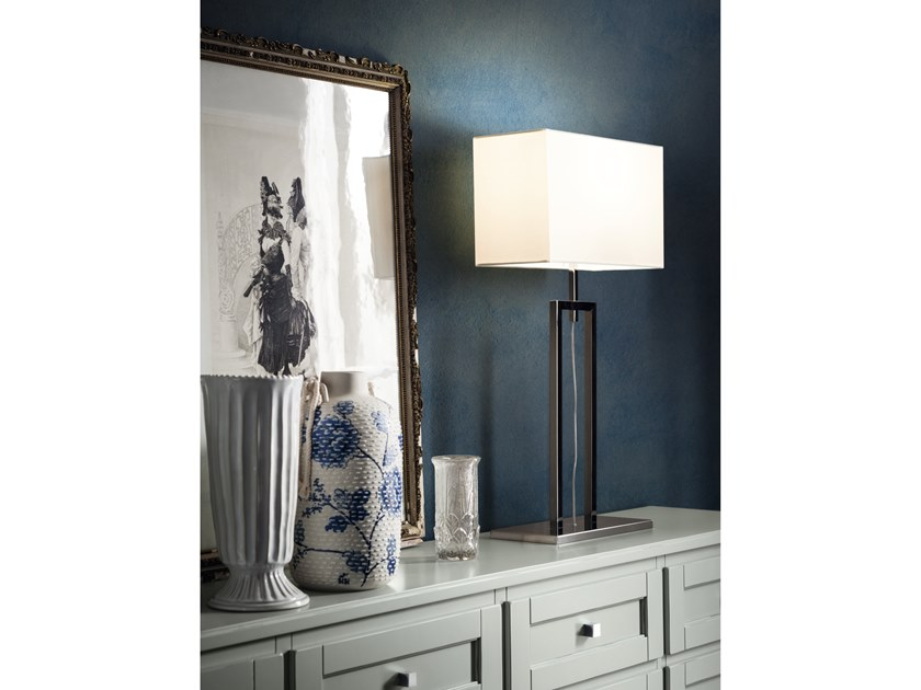 Fabric table lamp REVIVAL | Table lamp by Cerasa