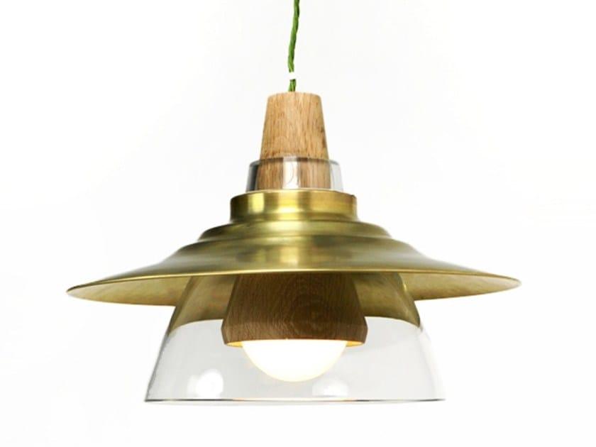 Pendant lamp REVOLVE | Pendant lamp by Bori Kovács