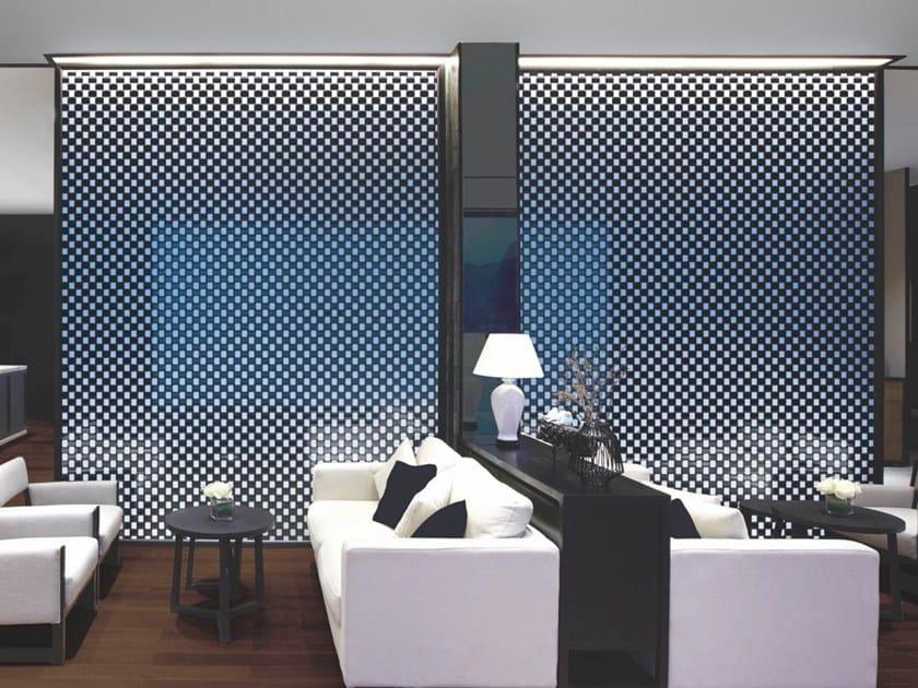 Mosaico in poliuretano per interni ed esterni RIBBON by MyMosaic
