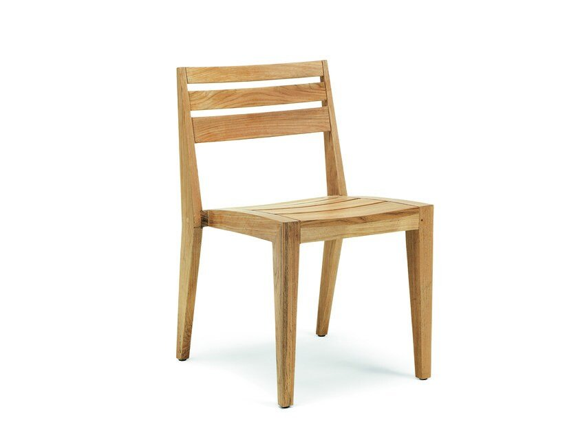 Teak garden chair RIBOT | Chair by Ethimo