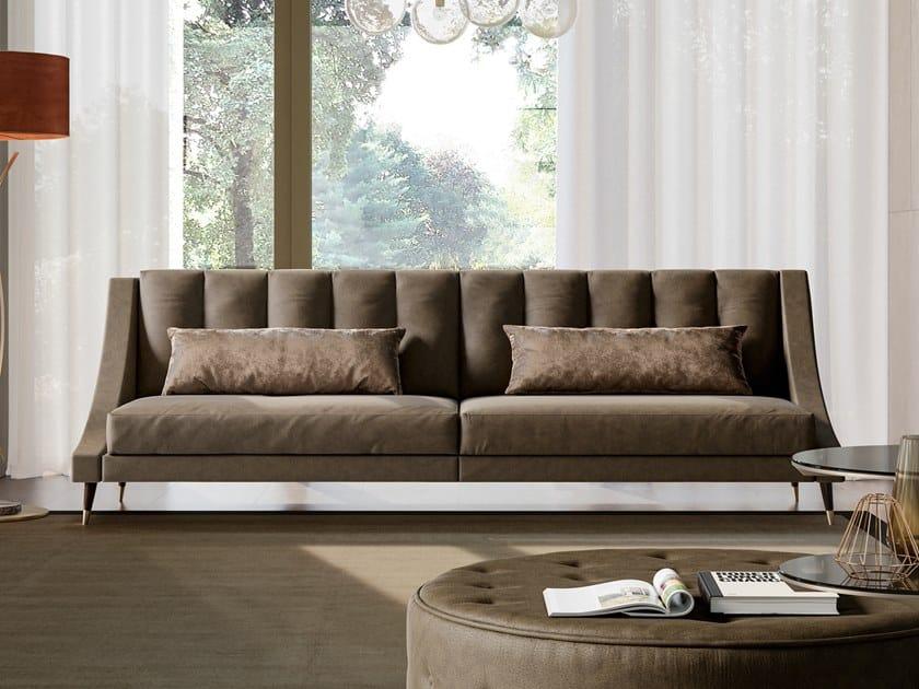 2 seater fabric sofa RICHMOND | 2 seater sofa by Barnini Oseo