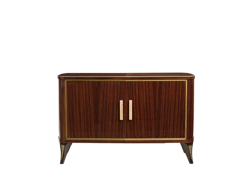 Wooden sideboard with doors RICHMOND UPON THAMES | Sideboard with doors by Barnini Oseo