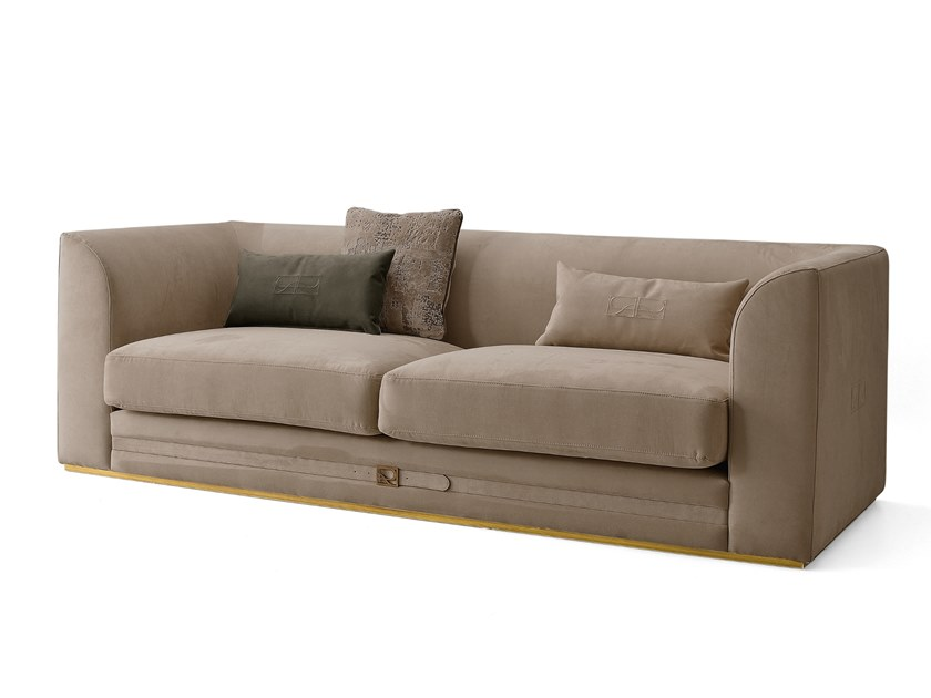 3 seater fabric sofa RICHMOND UPON THAMES | Sofa by Barnini Oseo
