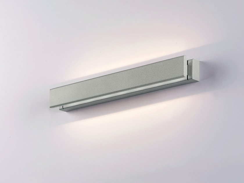 LED adjustable wall lamp RIGA by Cattaneo