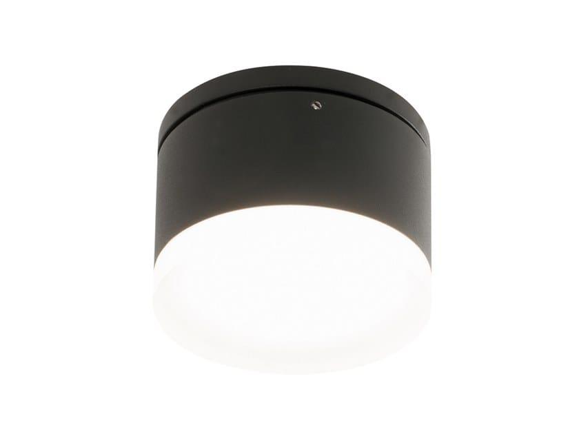Applique per esterno a LED in alluminio pressofuso RING 8W by SOVIL