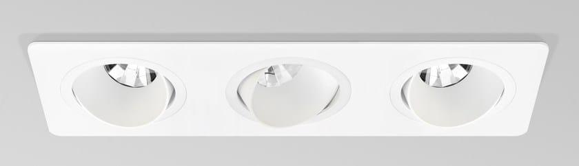 Recessed adjustable spotlight RINGO TILT 1.3 by ONOK Lighting