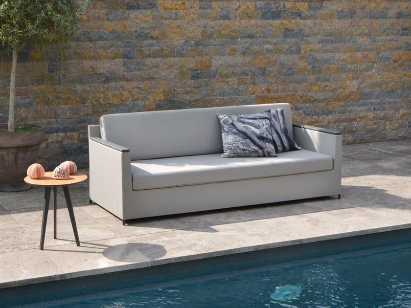 2 seater textilene sofa RIO | 2 seater sofa by FISCHER MÖBEL