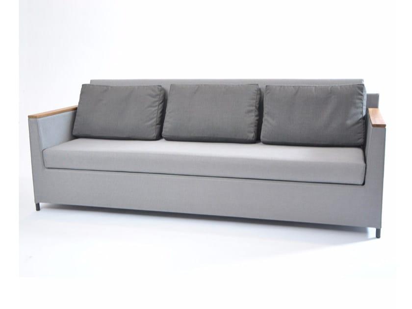 3 seater textilene sofa RIO   3 seater sofa by FISCHER MÖBEL