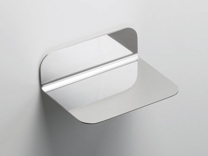 Accessories Stainless Steel Bathroom Wall Shelf By Ritmonio