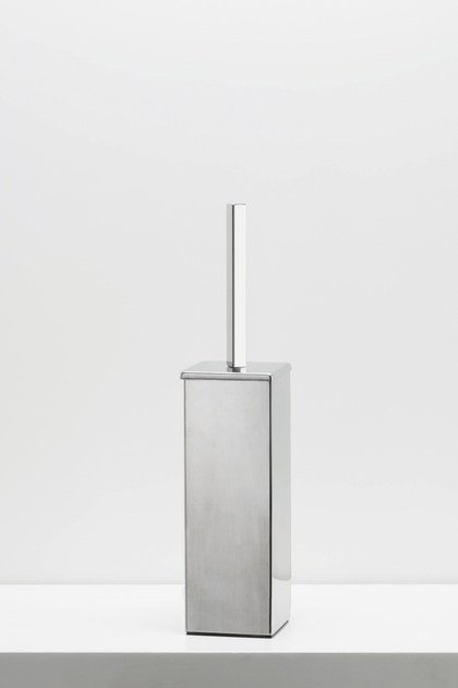Stainless steel toilet brush ACCESSORIES | Stainless steel toilet brush by RITMONIO